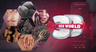 The SexWorld3D 3D XXX games download
