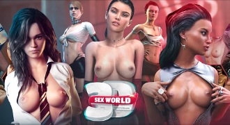 Download SexWorld3D the porn games for Android