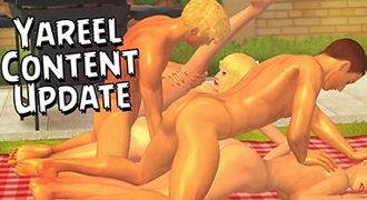 Android XXX game with realtime sex and online fuck