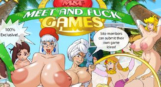 Flash fucking games with animated cartoon boobs