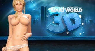 XXX mobile game called Adult World 3D