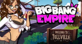 Big Bang Empire porn game for mobile