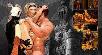 Princess of Arda likes sex and fantasy elf porn