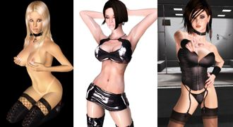 The best free XXX games with interactive 3d fuck