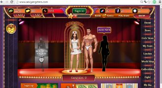 Free flash games with XXX porn and nude girls