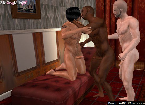 Play free gay sex games