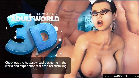 adult xxx pc games - 3d adult world with busty girls and animated porn sex ...
