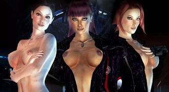 Virtual sex in the best adult PC games