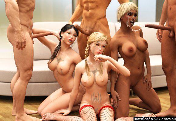 Порно 3 девушки смотреть онлайн
