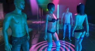 Sexy fuck party described in a blog