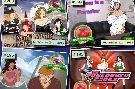 Sexual parodies of cartoon characters in flash games