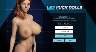 Cartoon VR FuckDolls porn game download