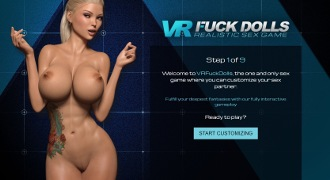 Free XXX VR Fuck Doll interactive porn game