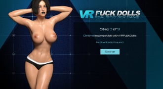 Free XXX porn game for mobile by VR FuckDolls