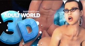 Online Adult World 3D XXX porn game