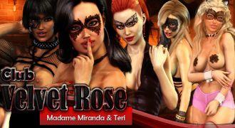 RPG adult XXX game with flash sex scenarios