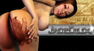 Mystery XXX game with stolen Jade Didlo