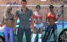 Gangster babes in bikini for real fun