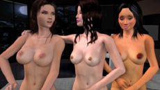 XXX games with sexy lesbian girls