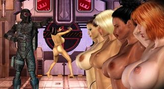 Adult shooters with XXX girls and sexy action