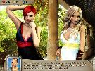 Fantasy girls play dirty in monster xxx games