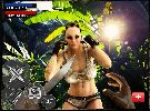 Busty army girl fights for glory in xxx games