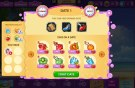 Play pyssy saga game and buy presents