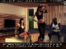 Sex party in xxx games with tattooed girls