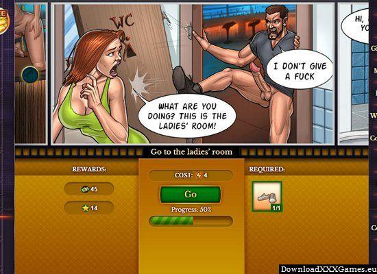 Browser adult game online