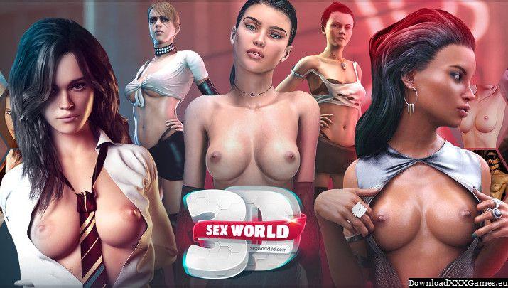 Download Sex World 3D   Free SexWorld3D game trailer