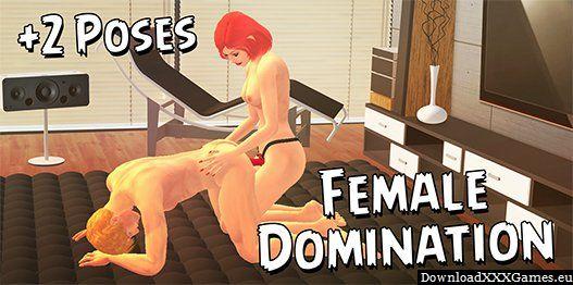 Game domination female